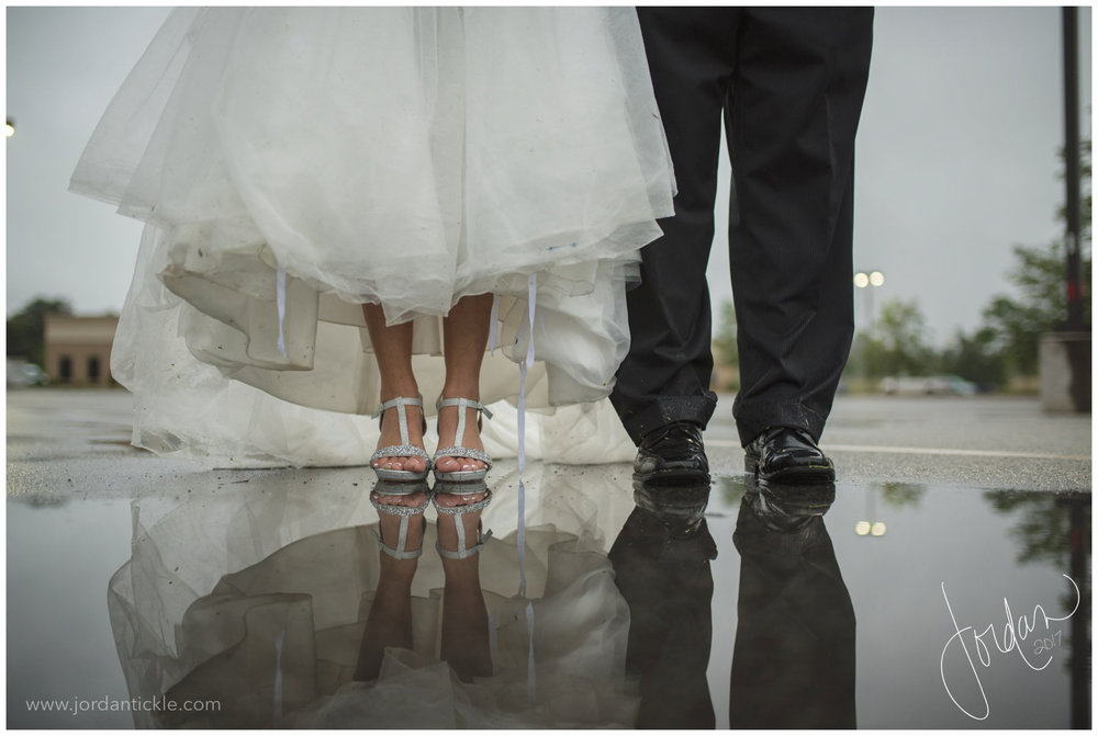 An intimiate rainy wedding zack becky jordan tickle photography im not convinced that rain on a wedding day is such a bad thing this weekend zack and becky were planning a beautiful intimate ceremony outside their junglespirit Choice Image