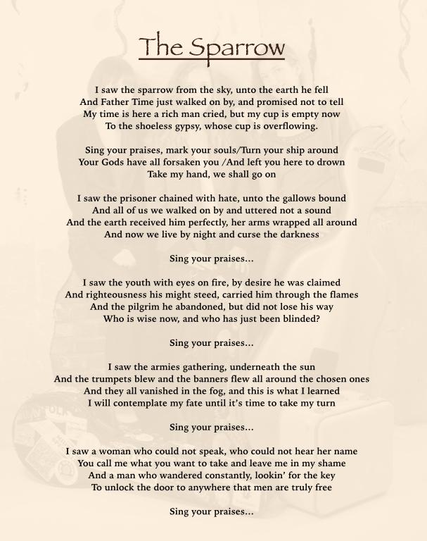 speak to a girl lyrics
