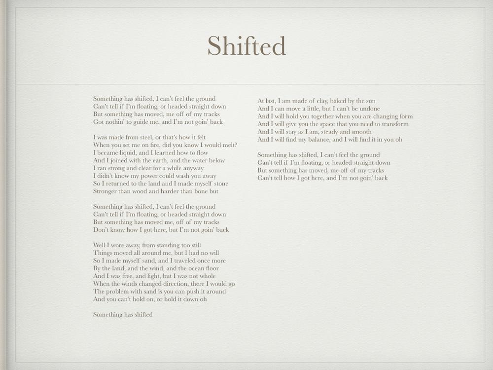 I am moved by you lyrics