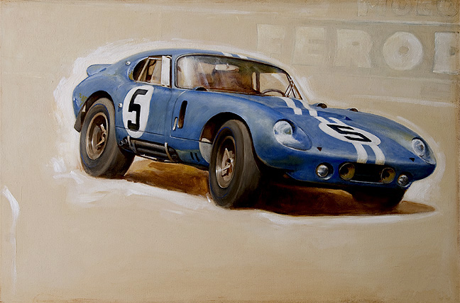Bob Bondurant driving CSX2299 PRIVATE COLLECTION