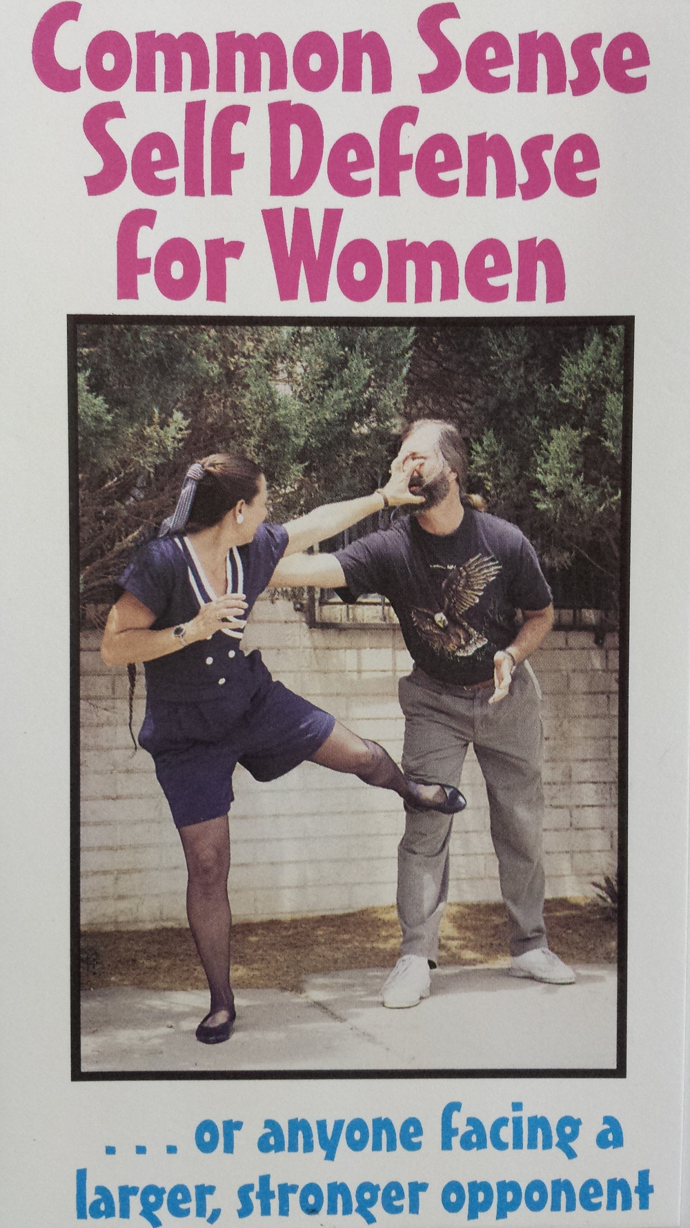 Common Sense Self Defense for Women