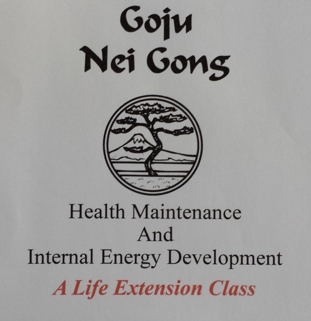 Goju Nei Gong