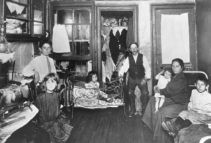 jacob riis: how the other half lived