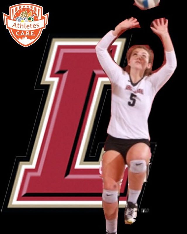 """""""I fell in love with volleyball when I was nine years old, and hope to show other kids how fun the game is!"""" Julia Howard #️⃣5️⃣ Lafayette College Volleyball🏐🏐🏐 • • • Join us for the mega sports day on April 22!!! Use the link to sign up➡️https://docs.google.com/forms/d/e/1FAIpQLSczoE9myyX7nDbrjRODBbQX8lla2i2nO36RFMg22gKh6JQEmQ/viewform"""