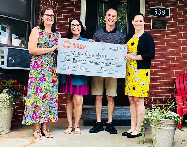 🚨WE DID IT! Our annual All-Or-Nothing Campaign was a success in 2018! 💲2,500 to support the @VYHouse Lehigh Valley Shelter. 💛A HUGE shoutout & thank you to our amazing supporters. Thanks to you, the shelter will be able to provide continued support to homeless teens