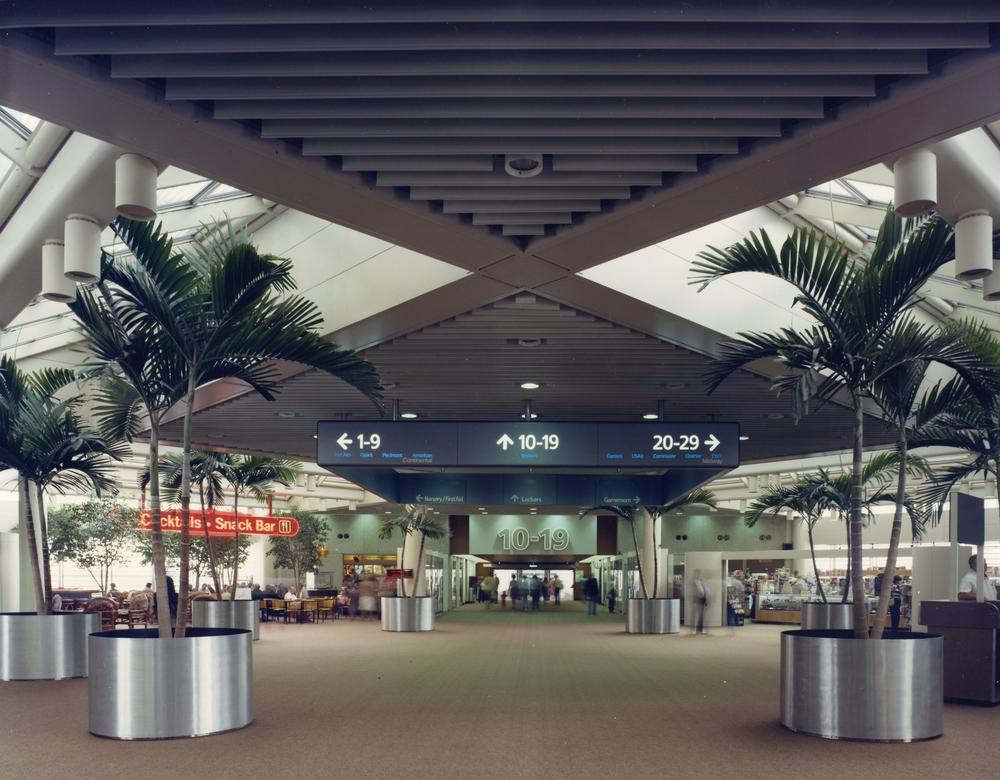 Airside Gates 1 - 29