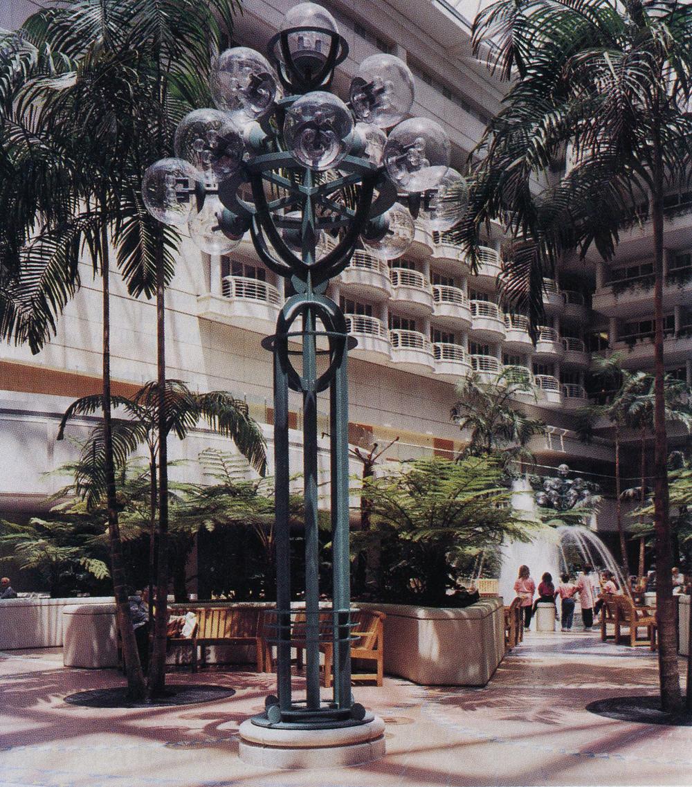 Hyatt Regency Atrium