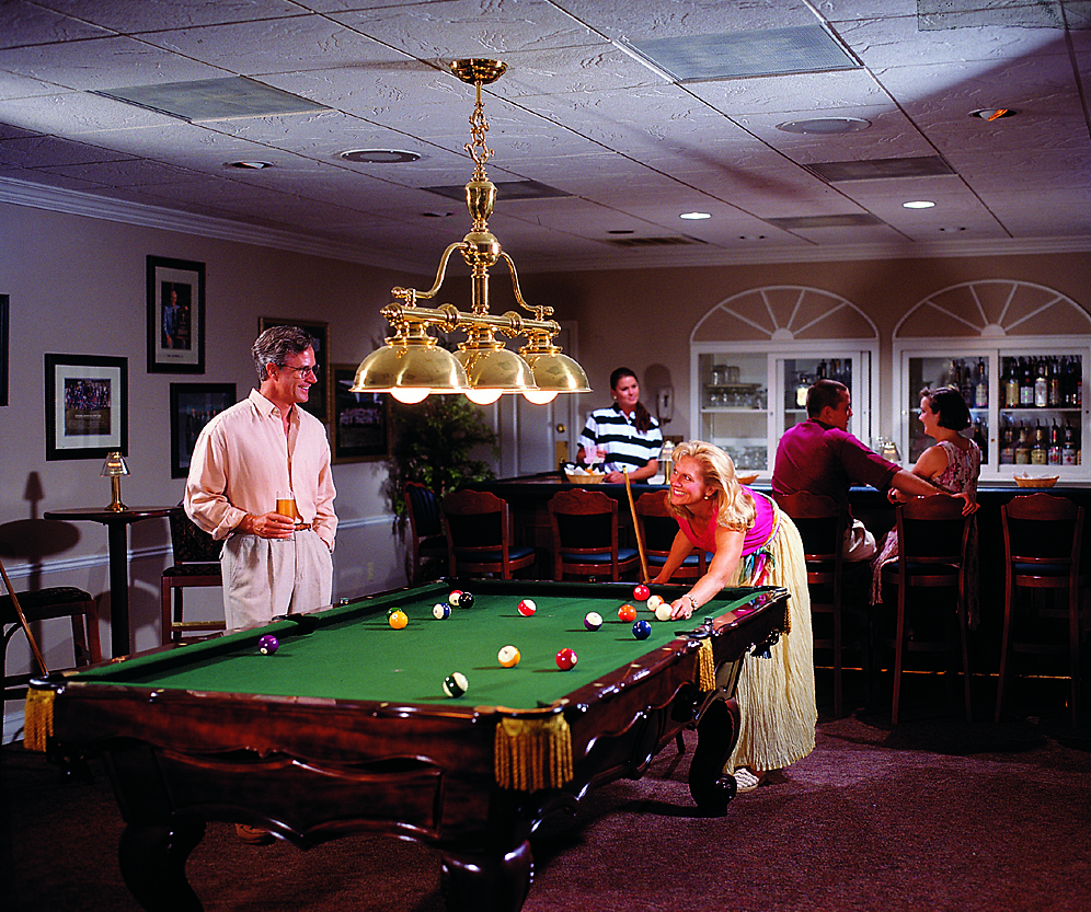 Pool Room & Bar