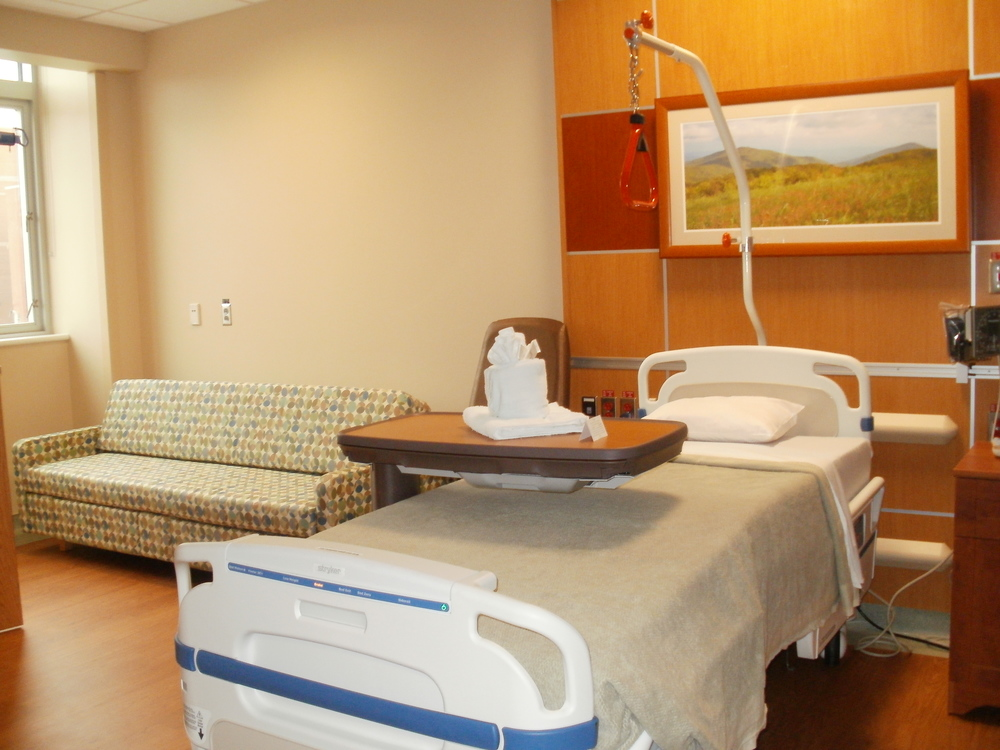Trauma Patient Room