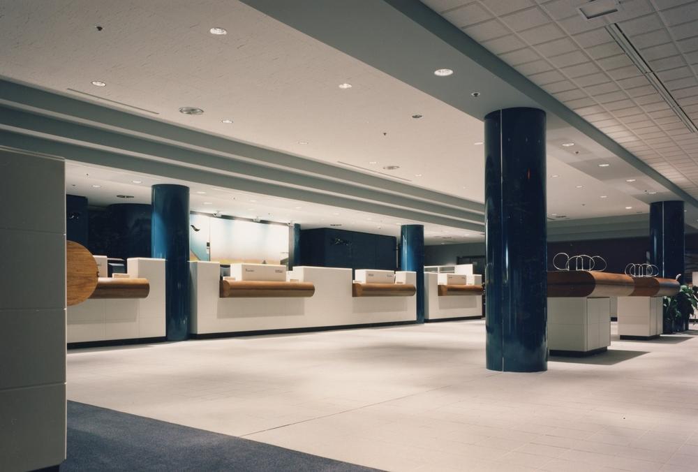 Banking Lobby