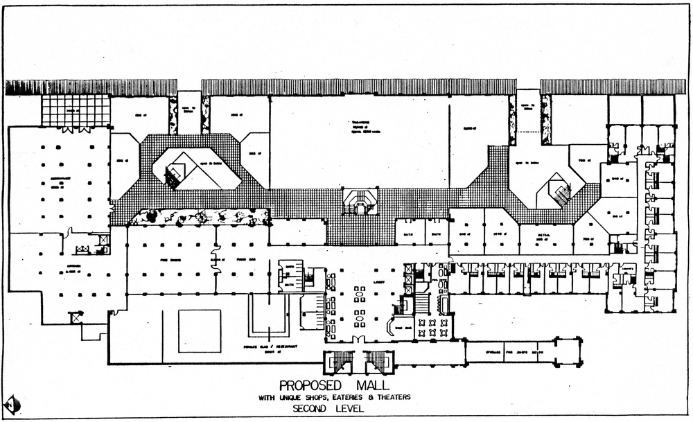 Proposed Layout - Level 2