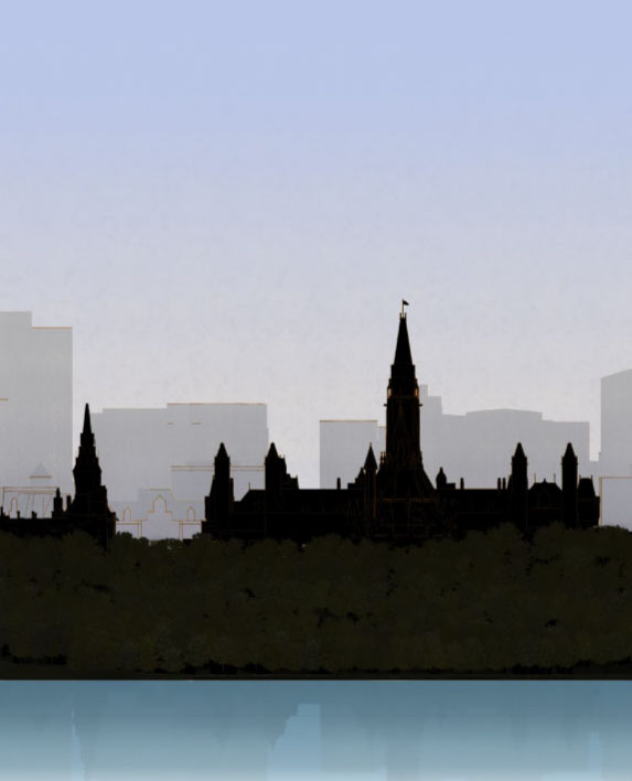 PARLIAMENT HILL WEST SECTOR Urban Design / Feasibility Study Ottawa, ON, Canada