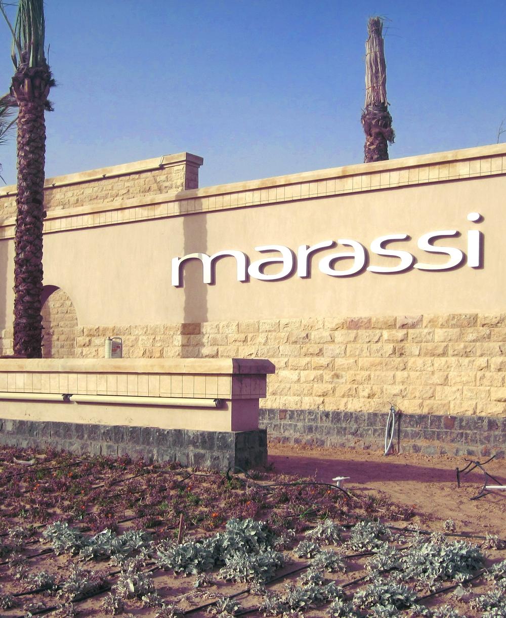 MARASSI Urban Design / Landscape Architecture / Building Design Sidi Abdel Rahman, Egypt