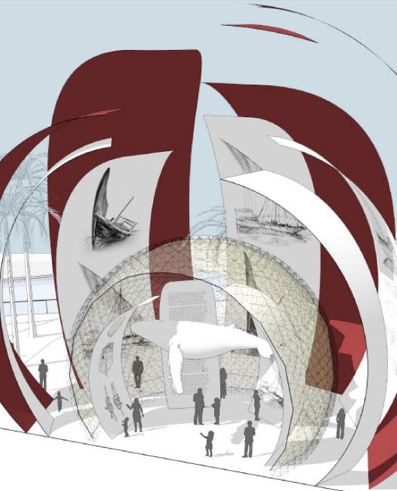 AL SHAMAL PARK Landscape Architecture Al Shamal, Qatar