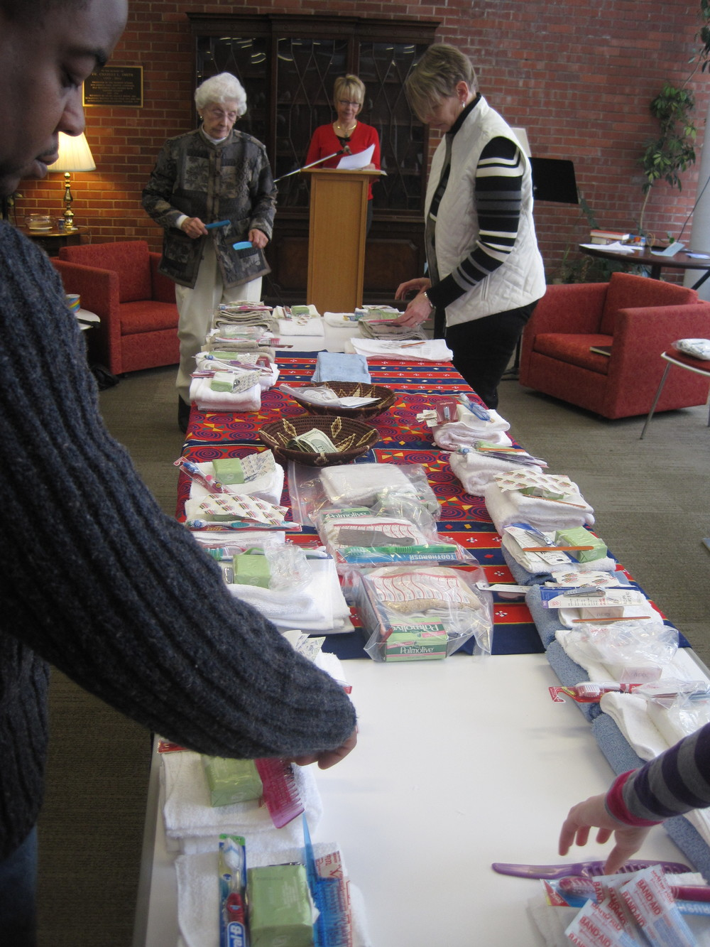 Refugee Kits for Haiti