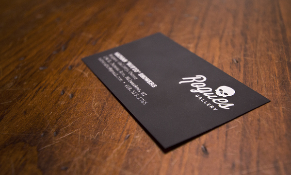 Rogues gallery business cards kelsey erin art director 0751c22e2b556c6606c08977e0b7558fg reheart Images