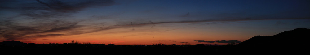 #2 - North Phoenix Sunset