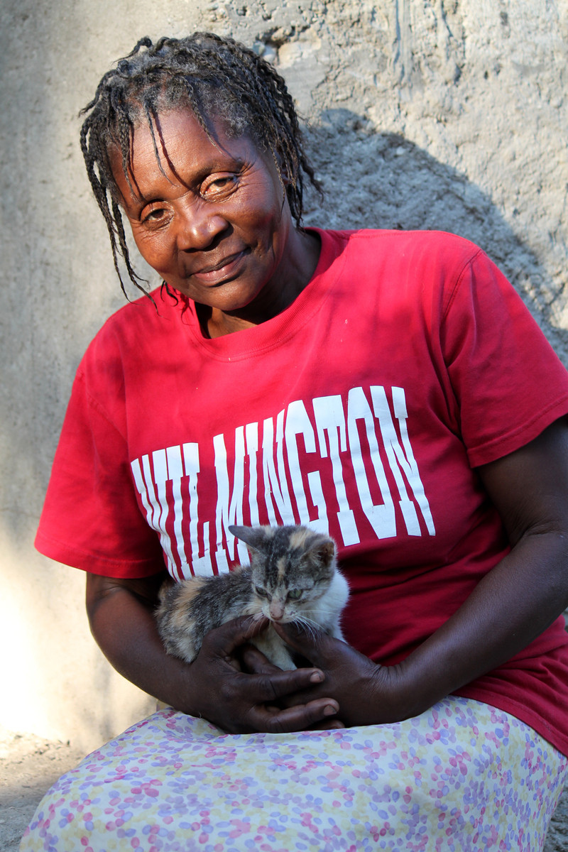 #13 - Haiti In Red