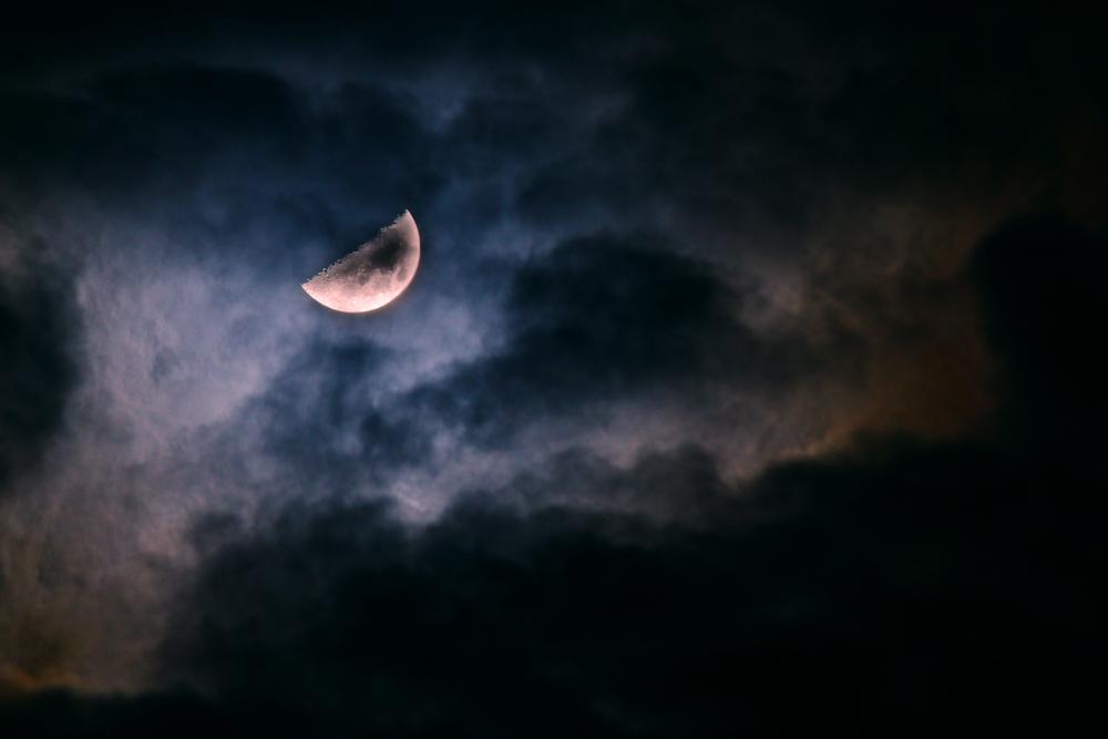 #30 -- Half Moon Glow