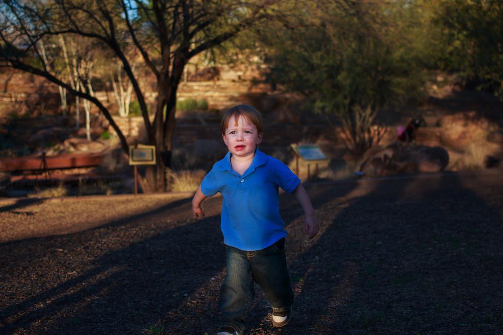 Running Boy