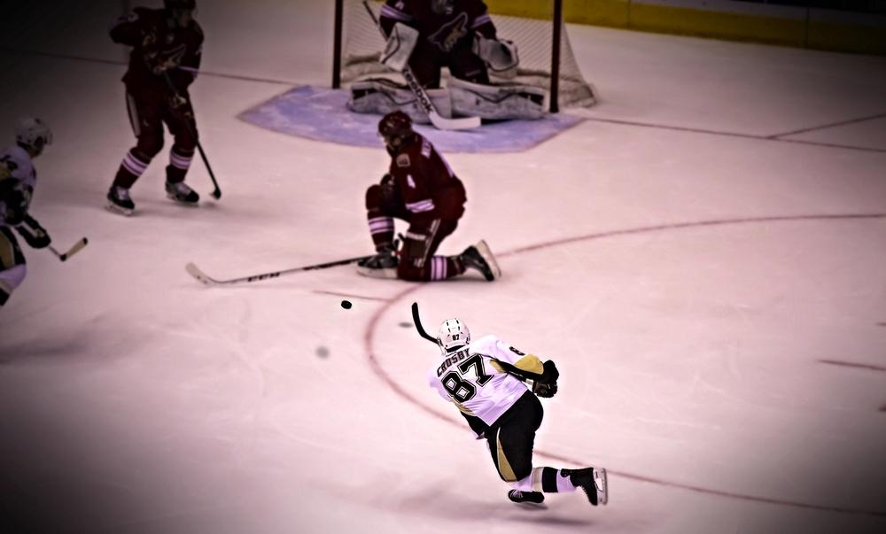 Crosby Shoots... #47