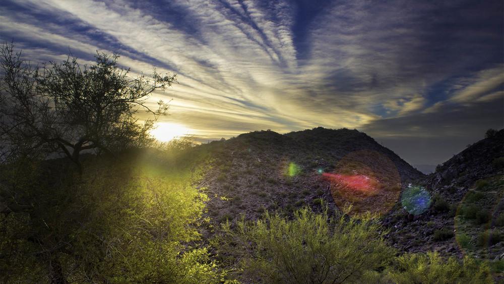 #76 -- South Mountain Sunrise