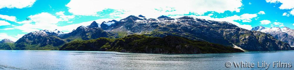 #86 -- Glacier Bay Ranges