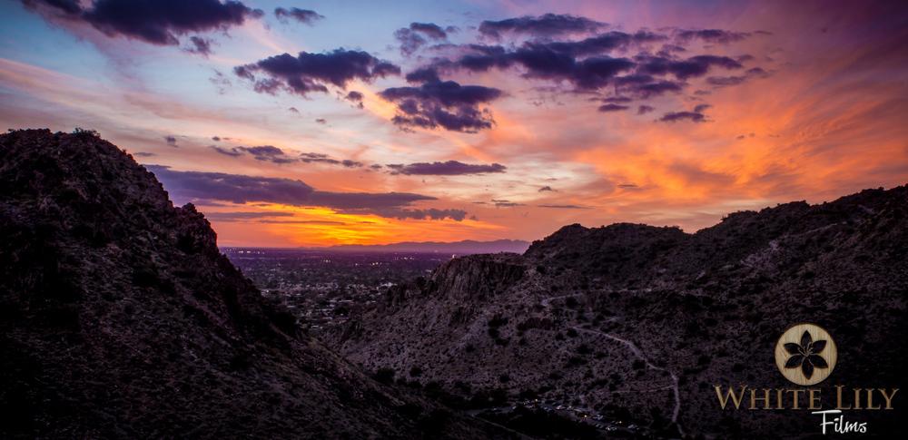 #133 - One Southwestern Sunset