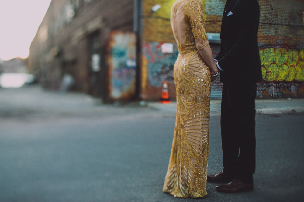 Greenpoint Loft Wedding//Maya+Uri