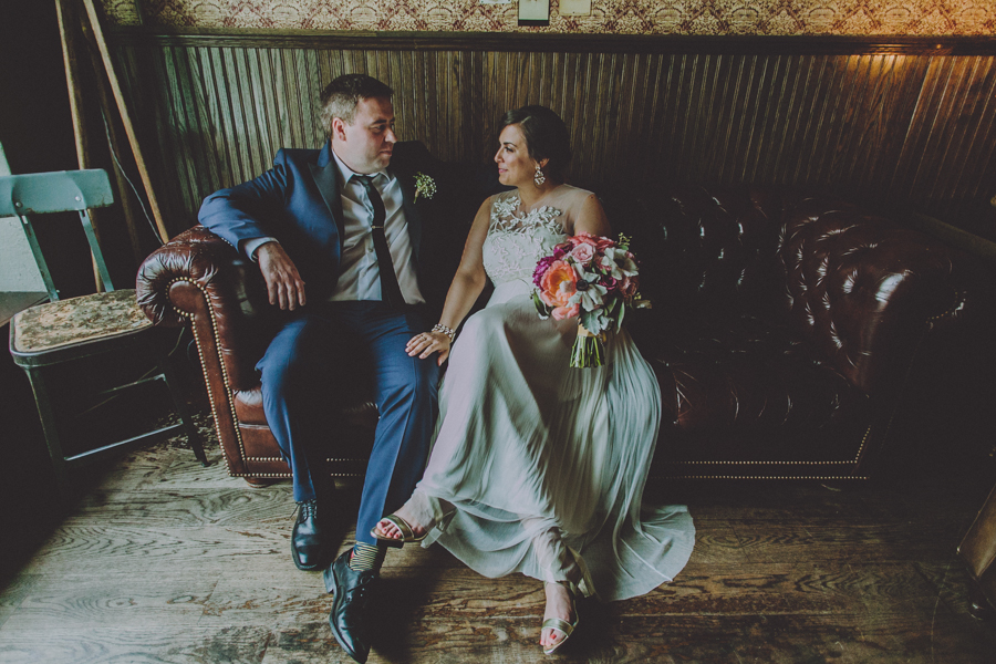 Brooklyn Winery Wedding//Dana+Danny
