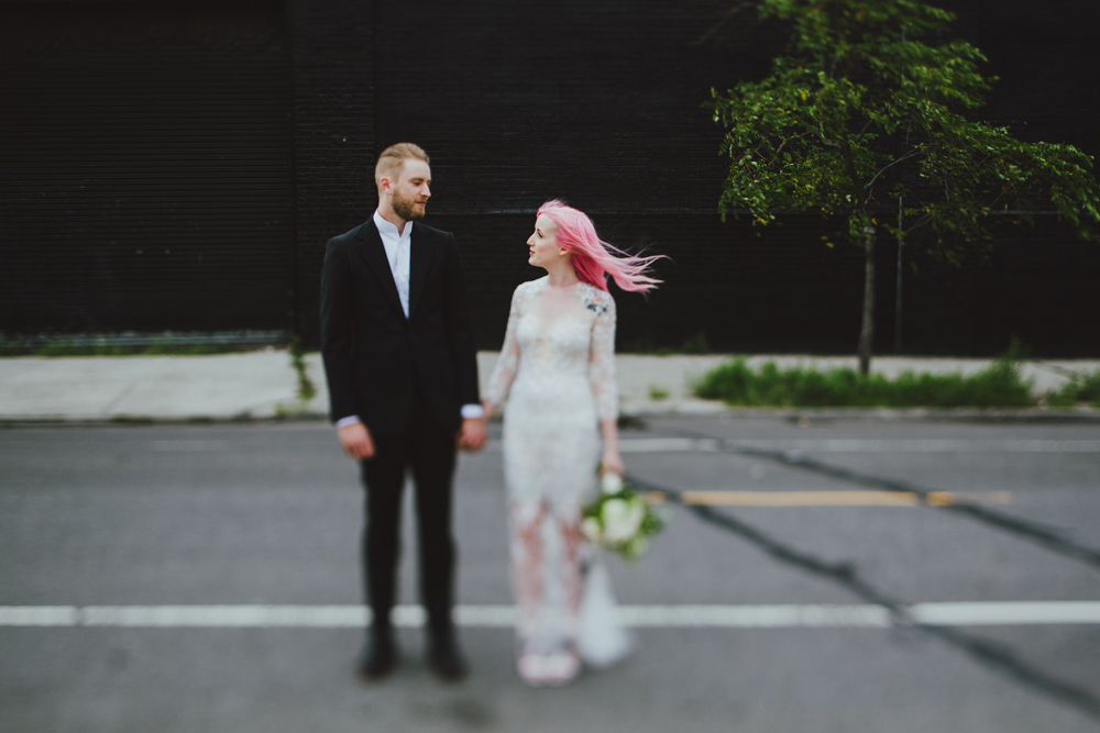 Wythe Hotel Wedding//Sean+Jazz