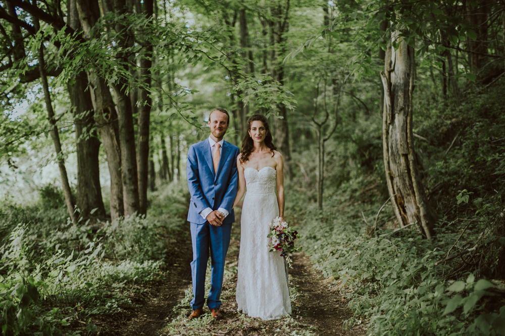 Hudson Valley Wedding//Julia+Jan