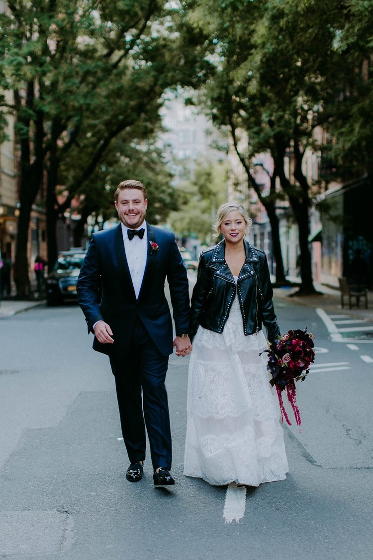 Bowery Hotel Wedding// Kaileigh + Grant — Amber Gress