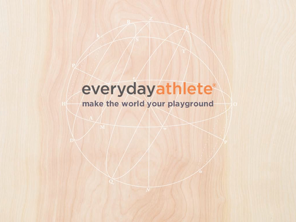 EVERYDAY ATHLETE // Brand Strategy, Visual Identity, Tagline, Environmental Design & More...