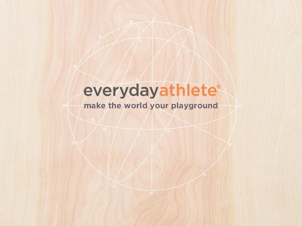 EVERYDAY ATHLETE // Brand Strategy, Visual Identity, Tagline, Environmental Design & More...