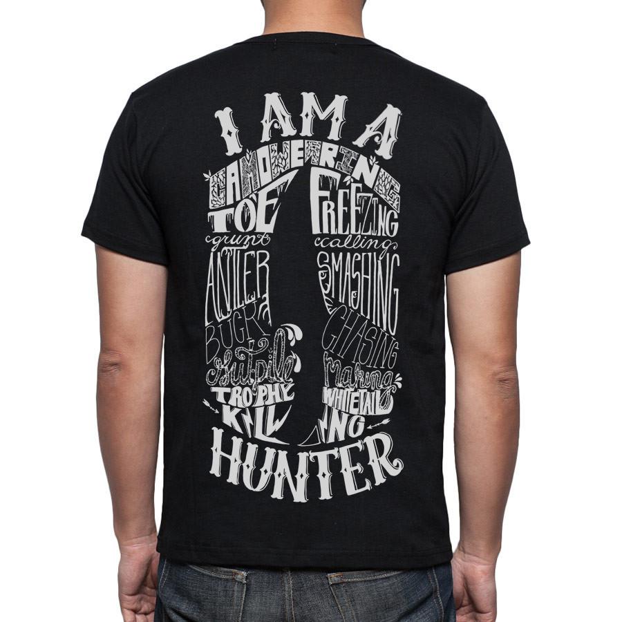 I AM A HUNTER