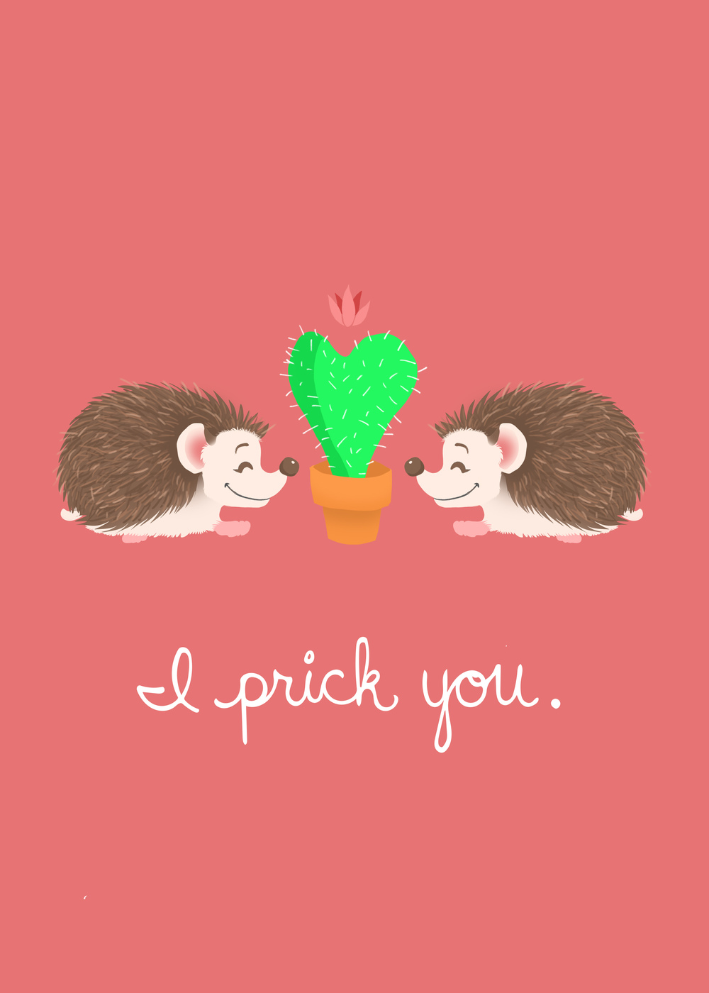 hedgehog-illustration-valentine