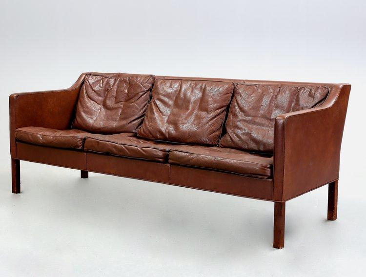 børge mogensen sofa Børge Mogensen Sofa model no. 2323 for Fredericia Stolefabrik  børge mogensen sofa
