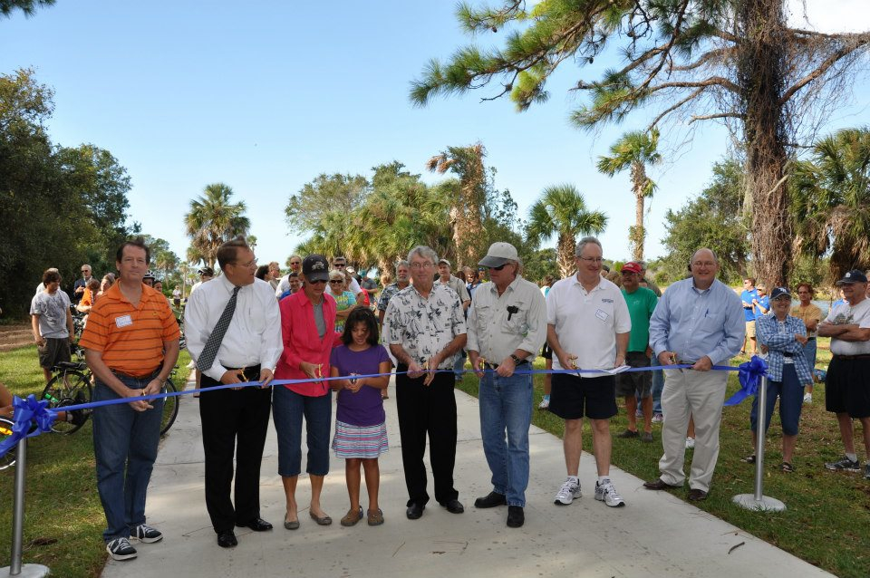 Clam Bayou Stormwater Treatment Project Grand Opening