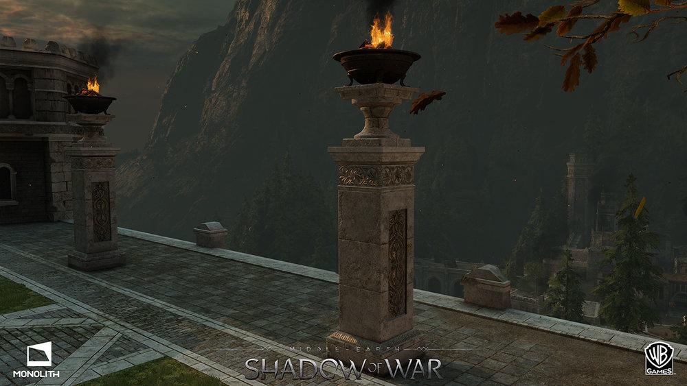 Gondorian Brazier