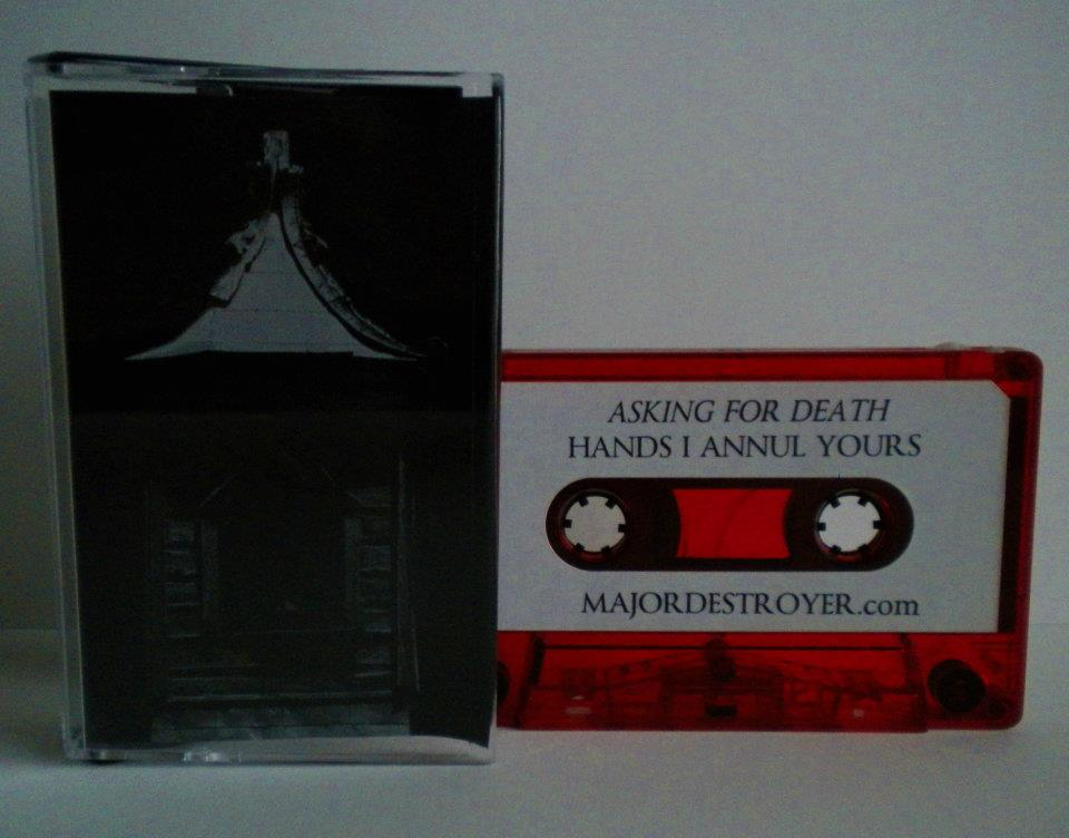 Hands I Annul Yours - Asking for Death/Grind Humanity