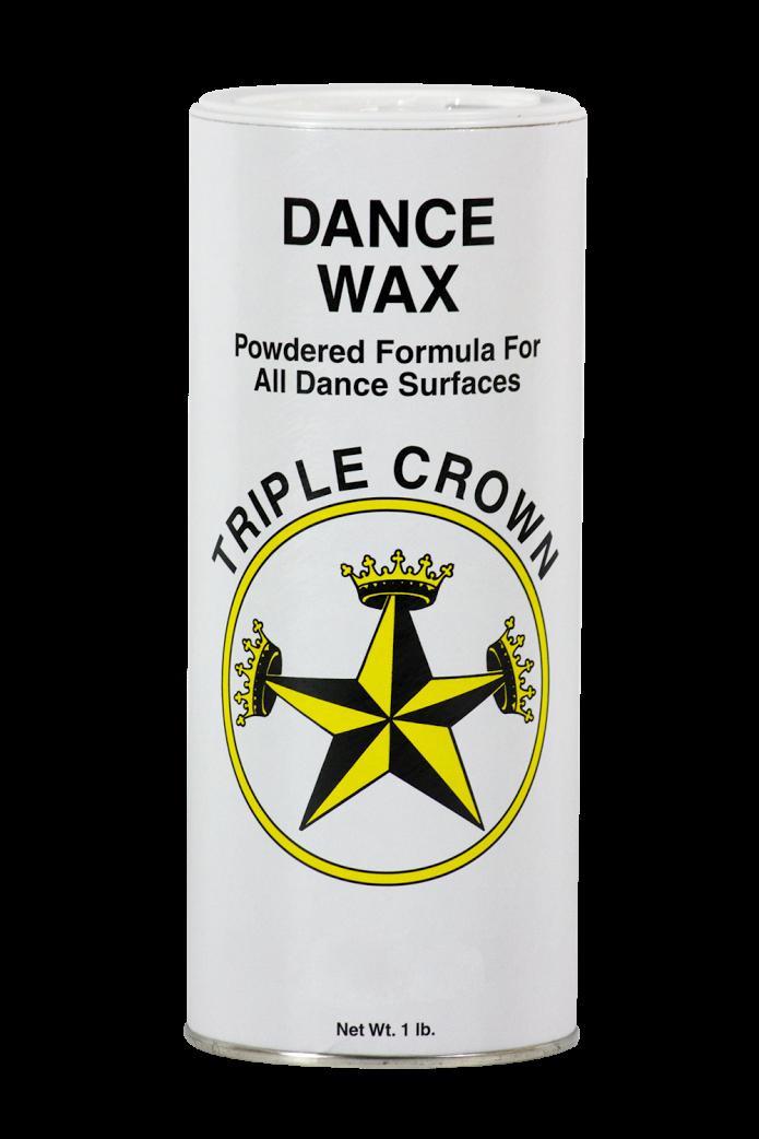 Floor Wax Dance Floor Wax Powder