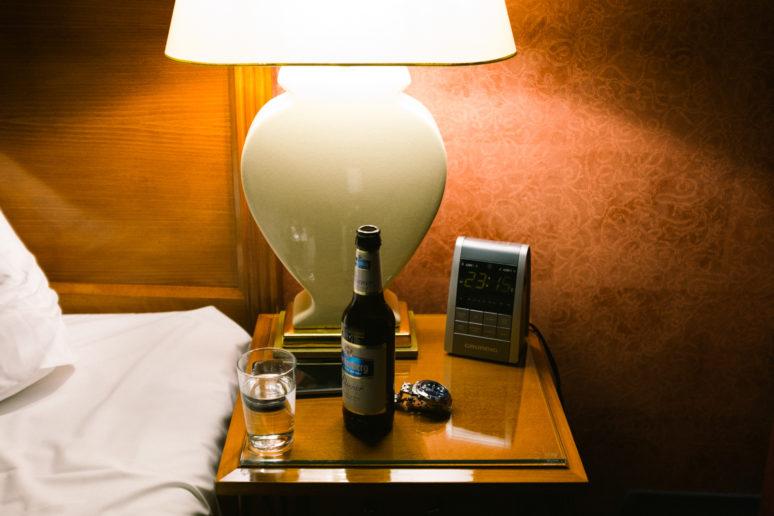 Schon wieder ein Hotelzimmer ...