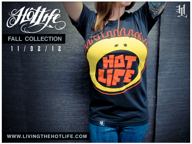 "SNEAK PEEK: THE HOTLIFE ""ALL THAT"" T WILL BE AVAILABLE WITH THE FALL COLLECTION RELEASE! AVAILABLE 11/02/12  Available in all sizes for men and ladies. Very excited about this one. If you like, feel free to repost!   www.livingthehotlife.com       Also be sure to pick up something from our Summer Collection, most are sold out, but we have quite a few designs left in stock."