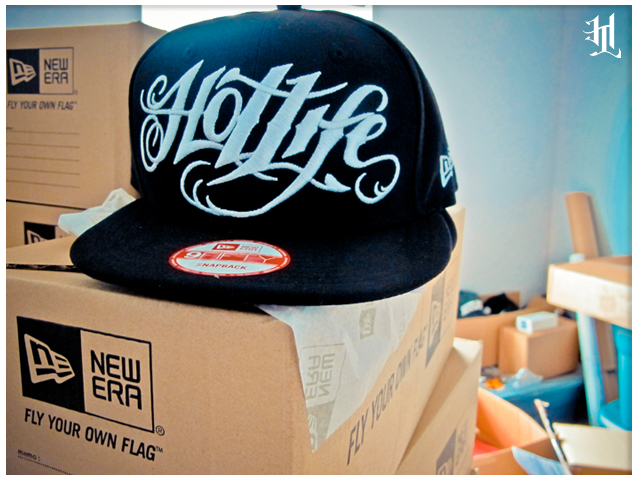 *BIG NEWS* HOTLIFE x NEW ERA Official Snapbacks will be on released tonight! These are the official, absolute highest quality & elite, world famous caps. We are lucky enough to have them embroidered and manufactured directly at the New Era Factory straight to the HL Headquarters. Spread the word. Pick one up tonight at  www.livingthehotlife.com