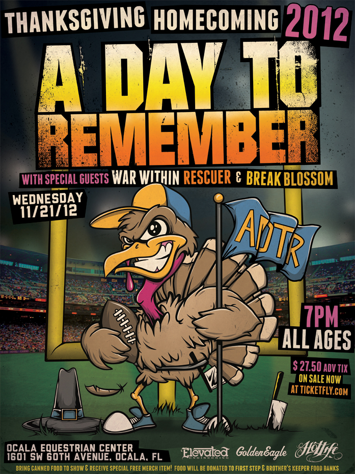 HOTLIFE is sponsoring the very special @ADAYTOREMEMBER Homecoming Show in two day! We will be there with new HL gear from the Fall Collection and some throwbacks. Very excited to hang with our friends in ADTR & War Within, and to meet new friends and HL supporters! Come out and say Hi and pick up some fresh HOTLIFE gear!