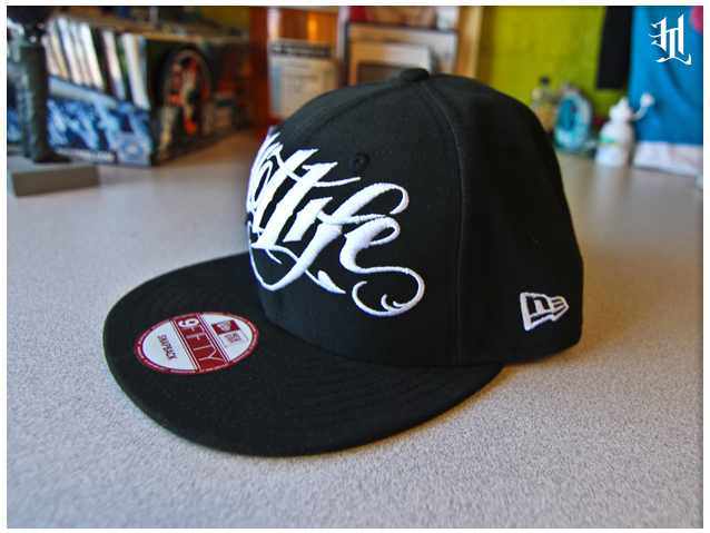 Our HOTLIFE Clothing x New Era Caps Prototype came in yesterday. New Era caps are the cream of the crop, and we're lucky to be working with them.  Check out this thing! Gonna become our standard cap if all goes well.