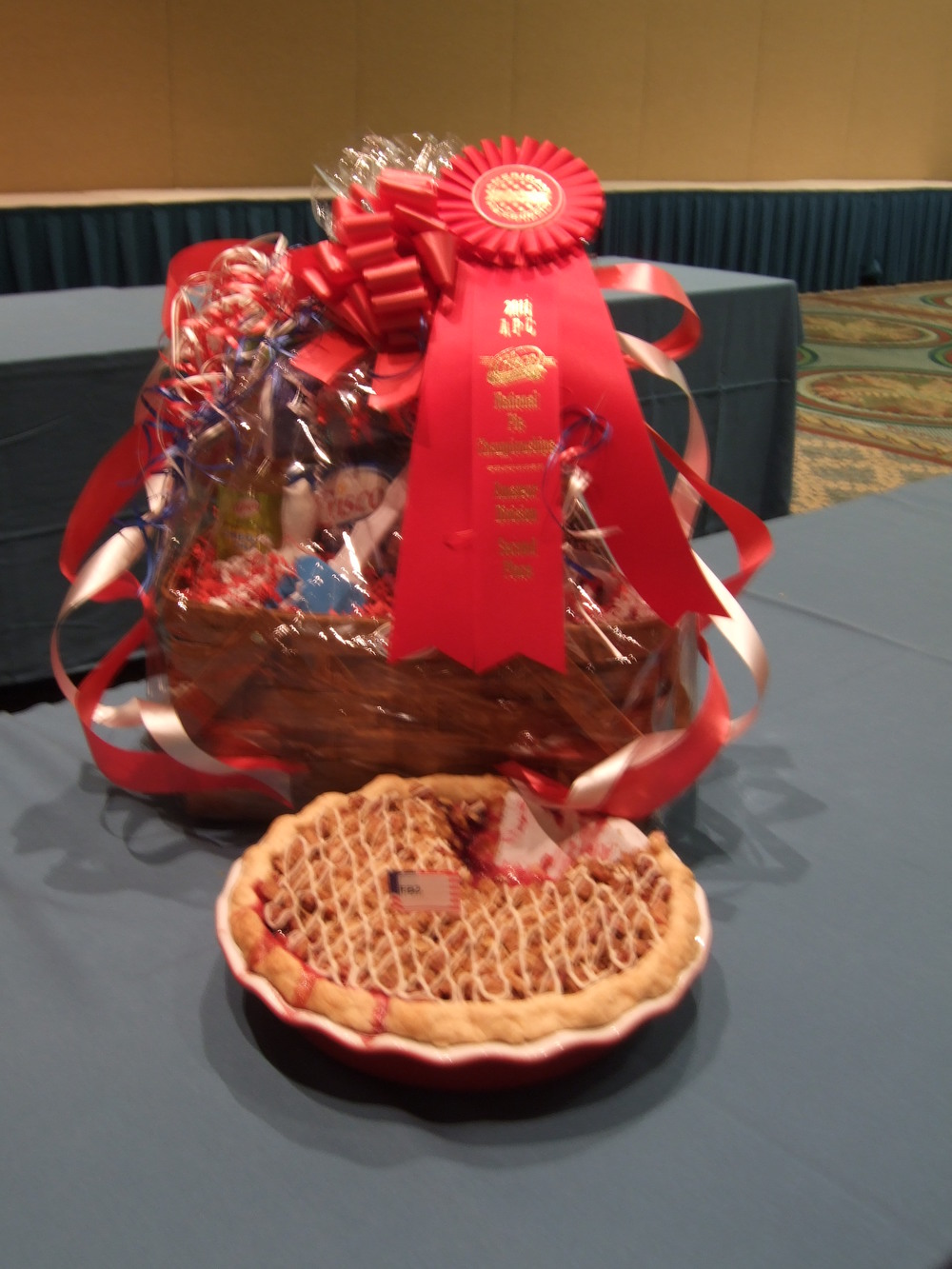 2nd Place in Fruit/Berry Division