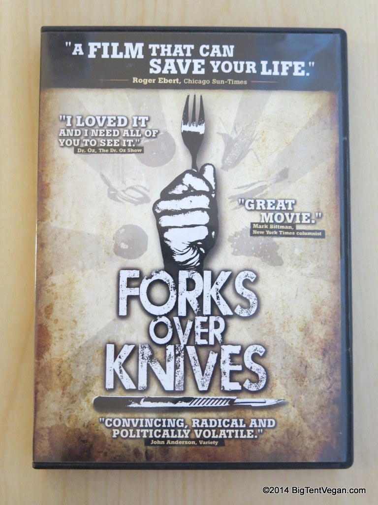 Forks Over Knives  is not about animals, but provides valuable information for those wanting to learn about the health impacts of the foods we choose to eat.