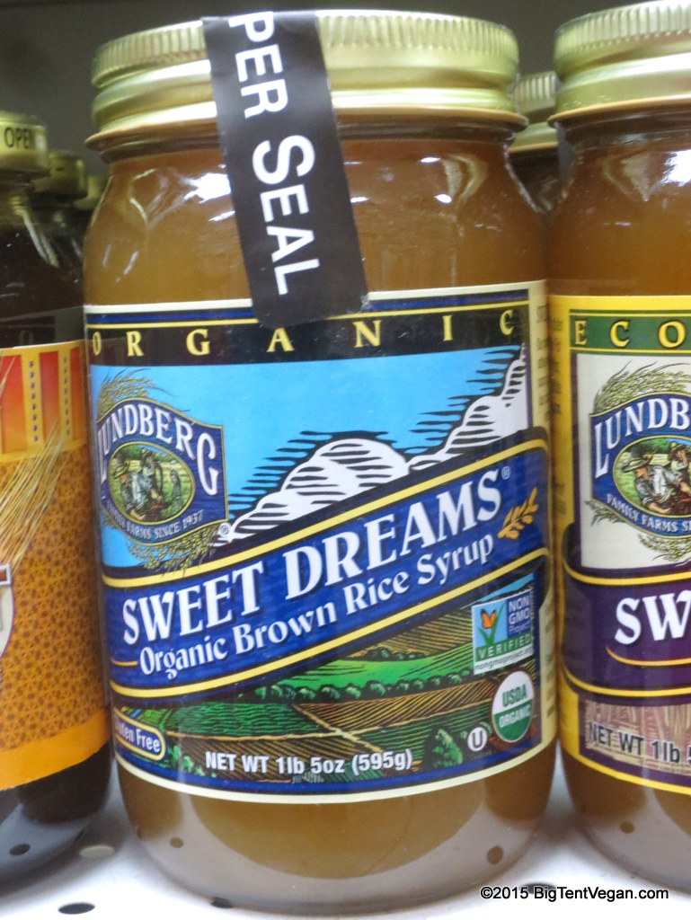 Organic Brown Rice Syrup